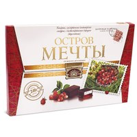 Ostrov Mechty with strawberry flavor