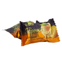 Apricot in chocolate